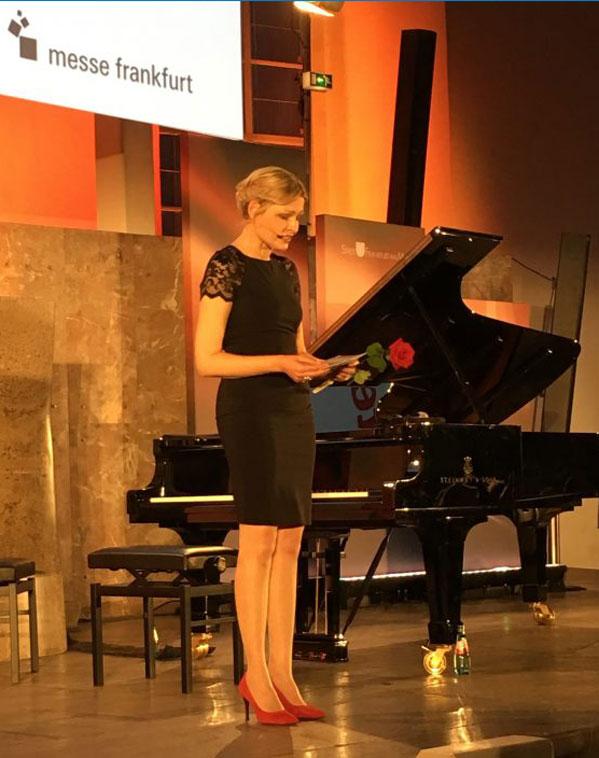 Frankfurter Musikpreis Paulskirche 2017